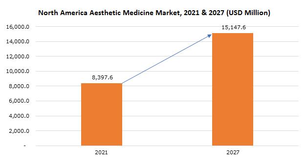 North America Aesthetic Medicine Market